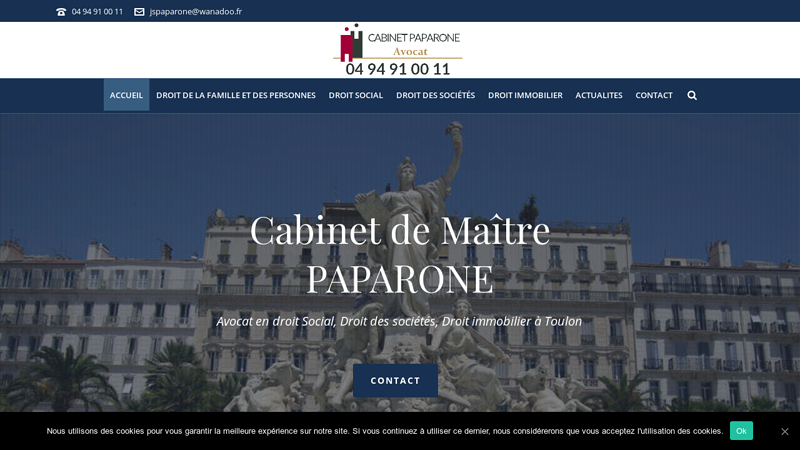 Cabinet-paparone