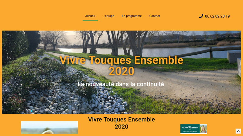 Vivretouquesensemble